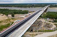 Most Po�udniowy prawie gotowy. Obejrzyj film