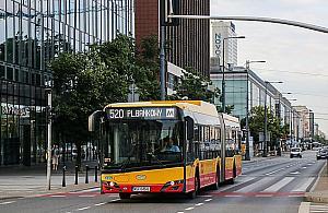 Warszawa zn�w kupuje autobusy. Umowa podpisana