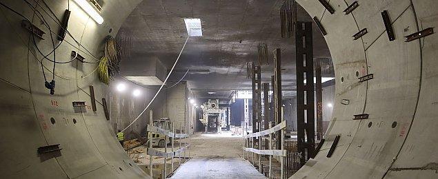 Metro na Bródno opóźnione. Prace potrwają znacznie dłużej
