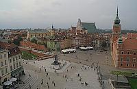 Upa�y w Warszawie. Ostrze�enie drugiego stopnia