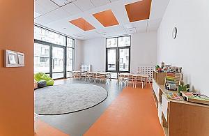 We wrze¶niu startuje bezp³atne nowoczesne przedszkole publiczne na Bemowie. Ostatnie miejsca!