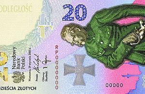 Nowy banknot upami�tniaj�cy Bitw� Warszawsk� 1920 roku