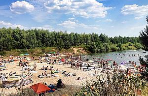 Wakacje w pe�ni. Najlepsze k�pieliska w okolicach Warszawy