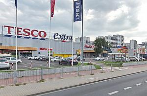 Radni chc±... kupiæ teren Tesco. Co powstanie przy Górczewskiej?