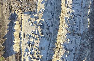 Prehistoryczna osada na Bia�o��ce. Zaskakuj�ce odkrycia