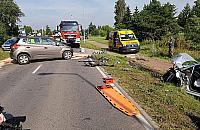 Kolejna tragedia na drodze. Zatrważające statystyki