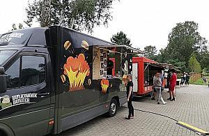 Huczne zakoñczenie lata. Festiwal street foodu w parku Górczewska