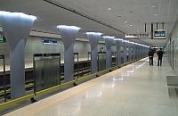 Ewakuacja na M�ocinach. Kto� zostawi� baga� w metrze