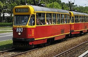 Broniewskiego: wykolejony tramwaj, ogromne utrudnienia