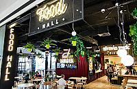 Nowe restauracje w Galerii Północnej. Strefa Food Hall otwarta