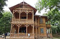 �widermajer jak malowany. 120-letni dom w remoncie