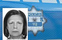 Zaginęła pani Wiesława. Policja prosi o pomoc