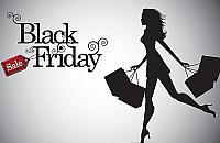 Jak kupowa� tanio w czasie Black Friday?