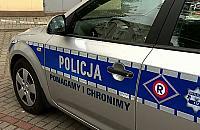 """Policja w sklepie na Chomiczówce. """"Kamery wszystko nagrały"""""""