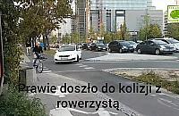 """Tak się jeździ po Warszawie. """"Dokładanie pasów nie pomaga"""""""