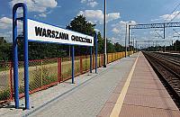 Kiedy przeniosą stację Choszczówka? Nie dojeżdża do niej autobus