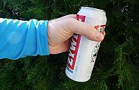 """14-latka przy³apana na piciu piwa przy ¯eromskiego. """"Smutny widok"""""""