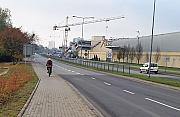 Rower zamiast tramwaju dla Bia³o³êki. W 15 minut do metra