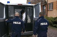 Policja w sklepie przy Reymonta. Zatrzymana kobieta