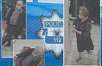 Seniorzy w maseczkach okradli klientkê. Policja prosi o pomoc