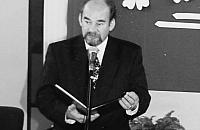 Zmar³ Micha³ Mazurowski, by³y burmistrz Bielan