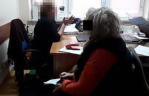Rachunek u fryzjera wyniós³ 3 tys. Kobieta próbowa³a uciec