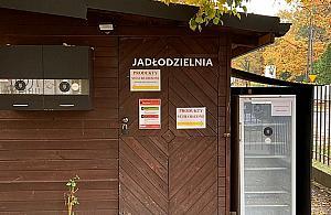 """Pierwsza jad³odzielnia w Wawrze. """"Zamiast wyrzucaæ, podziel siê z s±siadem"""""""