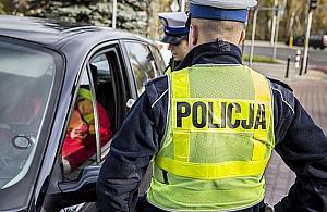 """Wypadek na Bogus³awskiego. """"Kierowca próbowa³ uciec"""""""