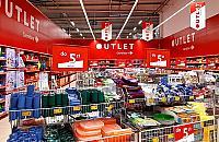 Carrefour Outlet - nowo¶æ w hipermarkecie na Bródnie
