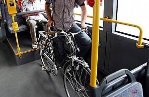 """Pasa¿er: """"Wioz³em rower, kierowca mnie wyprosi³. Jakim prawem?"""""""