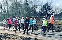 Japoñski slow jogging w Lasku Bielañskim. Bieg, który nie mêczy