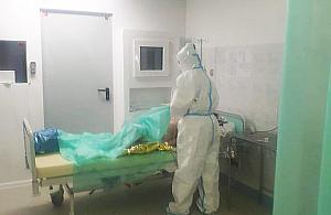 """Czy pacjenci marzn± w szpitalu? """"Zrzutka na po¶ciel"""""""