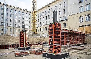 Rozbudowa Szpitala Bielañskiego ruszy³a. Inwestycja za niemal 200 milionów