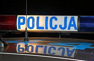 Akcja policji na Siekierkach. Pa³ki i miotacz w u¿yciu