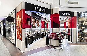 Giorgio Armani Beauty ju¿ dzia³a. Pierwszy butik w Polsce