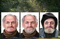 Zw³oki mê¿czyzny le¿a³y trzy lata w lesie. Policja zrekonstruowa³a twarz