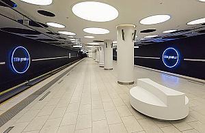 Architektura XXI wieku? Metro nominowane do presti¿owej nagrody