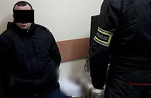35-latek w rêkach policji. Zarzut: usi³owanie zabójstwa