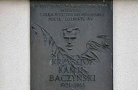 Ostatni adres Baczyñskiego. Dzi¶ setne urodziny poety