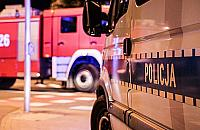 Trzy auta rozbite na Modliñskiej. Ciê¿arna kobieta w szpitalu