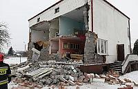 Potê¿na eksplozja gazu w Olszewnicy Nowej