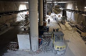 Budowa metra wstrzymana. Pracownicy objêci kwarantann±