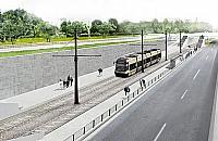 Wolska: tunel drogowy do likwidacji. Pojad± tamtêdy tramwaje