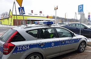 Policja w Biedronce na Wawrzyszewie. 22-latek przy³apany na kradzie¿y