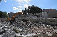Dlaczego zburzono basen na Jelonkach? Od lat tylko: plany, plany, plany...