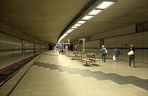 Stacja Politechnika zamkniêta. Du¿e utrudnienia w metrze.