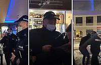 """Sanepid t³umaczy si³owe dzia³ania w restauracji Qlturalni Qlinarni: """"To nie my, to policja"""""""
