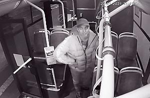 Napad³ na pasa¿era w autobusie 148. Szuka go policja