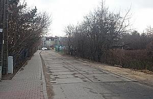 Rada Warszawy zignorowa³a radnych dzielnicy. Oto ulica Trzech Lotniczek Polskich