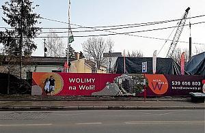 """""""Wow Wola"""". Deweloperzy wci±¿ zachwyceni dzielnic±"""